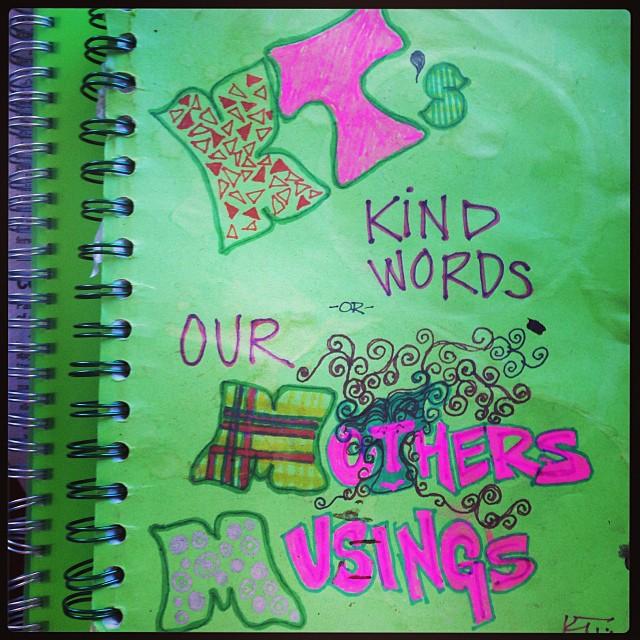 KT's Kind Words